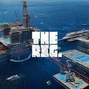 """""""THE RIG"""" -  Saudi Arabia Launches Offshore Platform Inspired Tourism & Entertainment Project"""