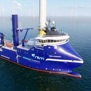 Rem Offshore Nets Long-term Charter for Newly Ordered Offshore Wind Vessel