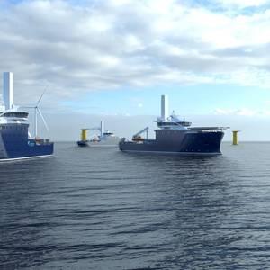 VARD Orders Kongsberg PM Thrusters for Rem Offshore's CSOV Duo