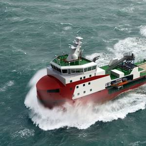 Schottel Thrusters for Russia-bound Ice-Breaking W2W Vessel
