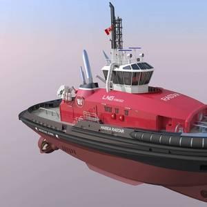 Schottel Propulsion for Five Turkish-built, Canada-bound Tugs
