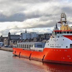 Solstad Offshore Bags North Sea Charters for PSV Quartet