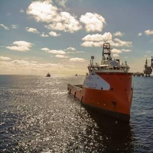 Solstad Offshore Bags UK North Sea PSV Charter
