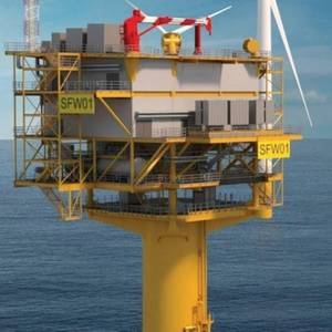 First US-built Offshore Wind Substation to be Constructed in Texas