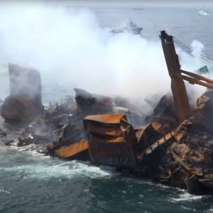 Sri Lanka Prepares for Oil Spill after X-Press Pearl Ship Sinks