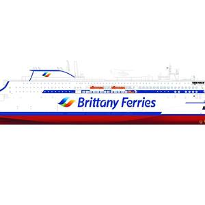 Stena RoRo Orders Two More E-Flexer Ferries in China. Charters Secured