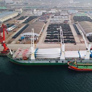 TGP to Transport Offshore Wind Turbines for Project in Vietnam