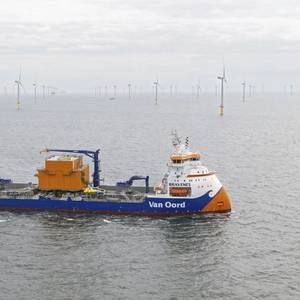 Van Oord's Offshore Vessel to Cut Emissions, Fuel Consumption with FUELSAVE Tech