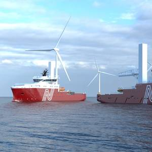 Norway's New Offshore Vessel Firm Orders Offshore Wind Vessel Trio from Vard