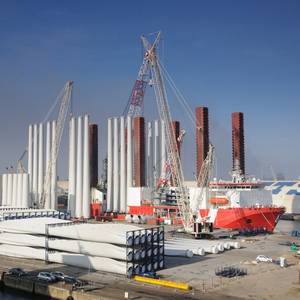 Strong Offshore Wind Lifts U.S. Maritime, Port, and Logistics Companies