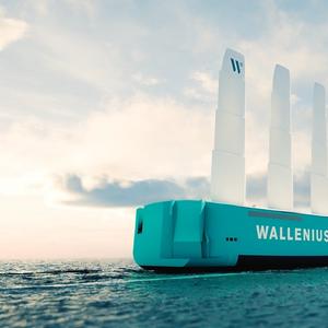 Wallenius Wilhelmsen to Build World's First Full-scale Wind-powered RoRo vessel