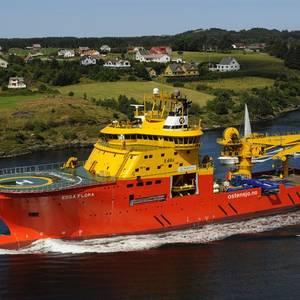 Wärtsilä Hybrid Upgrade for Østensjø Rederi Offshore Construction Vessels