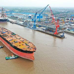 Yinson's First FPSO for Brazil Arrives at Second Shipyard