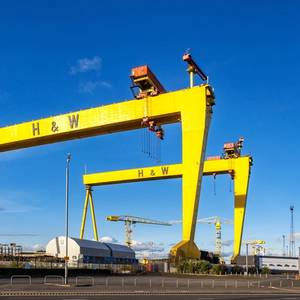Harland & Wolff to Build NnG Offshore Wind Farm Jackets in Methil, Creating 290 Jobs