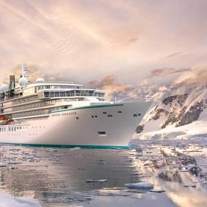 Shipbuilding: Ice-Class Expedition Yacht Named Crystal Endeavor