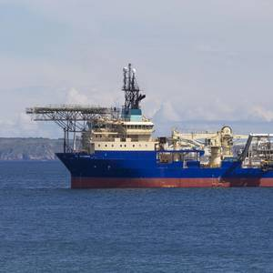 GMG Completes Cable Burial Work off the Netherlands