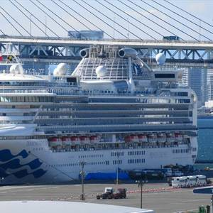 80 Filipinos Test Positive for Coronavirus on Diamond Princess