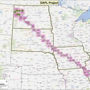 Sanders Among Senators Asking Obama to Order Dakota Pipeline Review