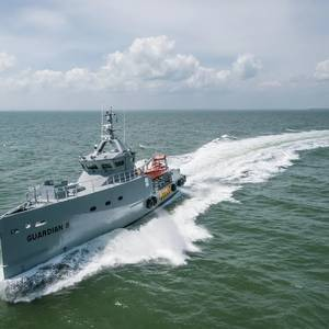 Damen Patrol Vessels for Offshore Nigeria