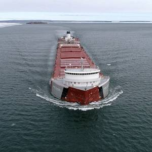 St. Lawrence Seaway/Great Lakes Shipping Season Commences