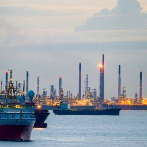 Contaminated Fuels Clog Ship Engines in Singapore