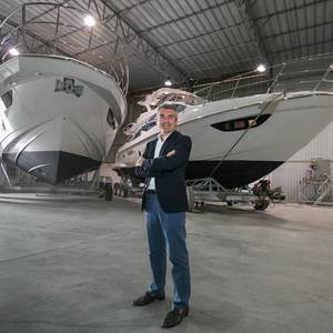 Interview: Davide Breviglieri, CEO of Azimut Yachts do Brasil