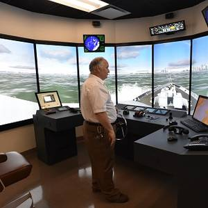 Maritime Simulation & Training: a partnership that pays off