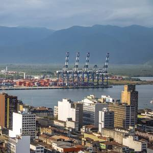 Container Overbooking Causing Delays for Brazil Exports -Maersk