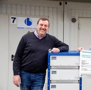 Tech File: COBRA Battery System Receives Class Certification