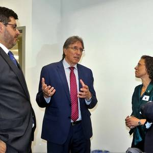 City of North Port, Port Manatee Trade Hub Host Chilean Official
