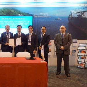 KSOE, DNV GL Sign Low-Carbon Emissions MOU