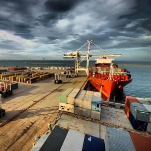 Violence Disrupts Shipping at the Port of Durban