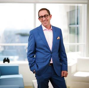Interview: Douglas Prothero, CEO, The Ritz-Carlton Yacht Collection