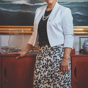 Voices: Dr. Cleopatra Doumbia-Henry, President, World Maritime University