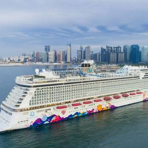 First Cruise Ship Preparing to Resume Voyages from Singapore