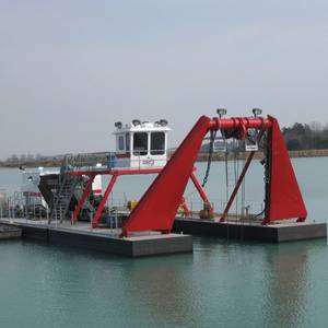 Nugent Sand Company Orders Electric Dredger
