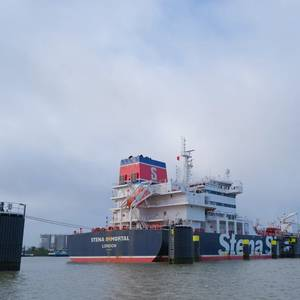 Stena Bulk to Run MR Tanker on 100% Biofuel