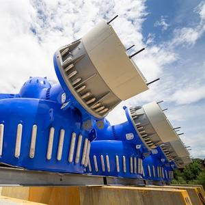 Wärtsilä Thrusters on Sea Trials for Large SSCV