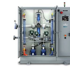 Ecochlor Submits Filterless and Hybrid BWMS for USCG Type Approval