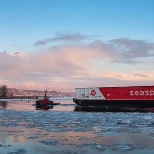 Seaspan Marine Transportation Names Wortman CFO