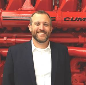 Interview: Eddie Brown, Cummins' Director of Business Development, Marine