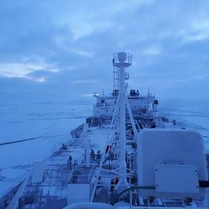 Novatek Ships First LNG Cargo to China via Arctic