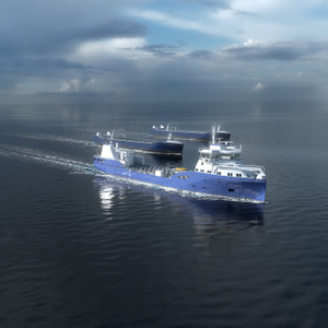Kongsberg to Test Autonomous Ship Technology