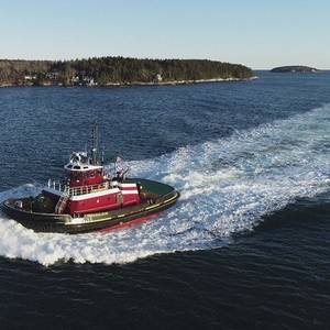 McAllister Takes Delivery of New Tug Eileen McAllister