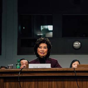 Elaine Chao Used DOT Resources for Family Business - Report