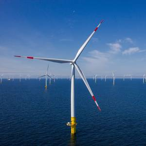 Danish Base for German Offshore Wind Farm Service Workers