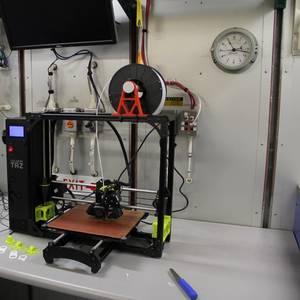 US Coast Guard Evaluating 3-D Printing