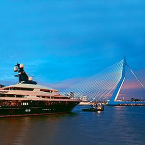 Luxury Yacht Seized in Money Laundering Probe