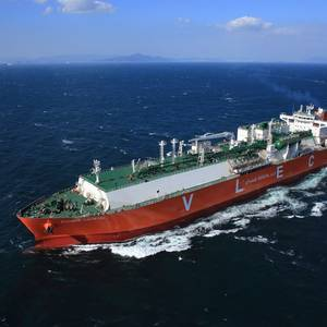 World's Largest Ethane Carrier Delivered