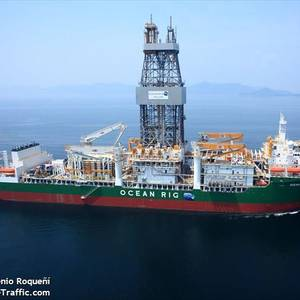 Transocean to Buy Ocean Rig in $2.7 Bln Deal